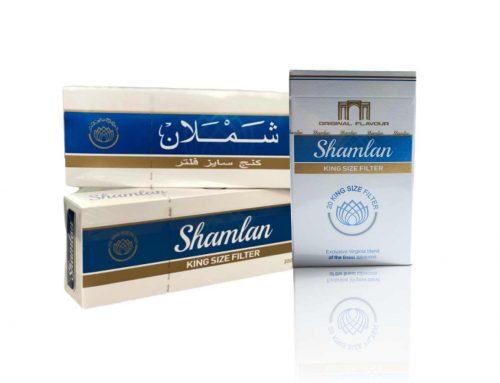 Shamlan Blue