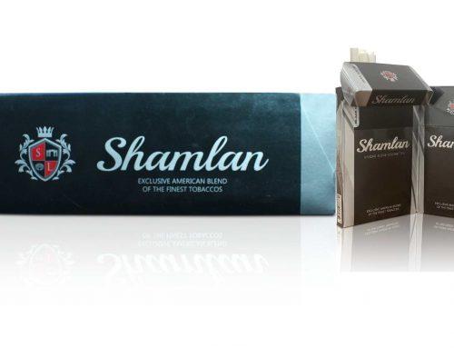 Shamlan Nano Black
