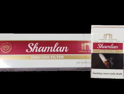 Shamlan Red